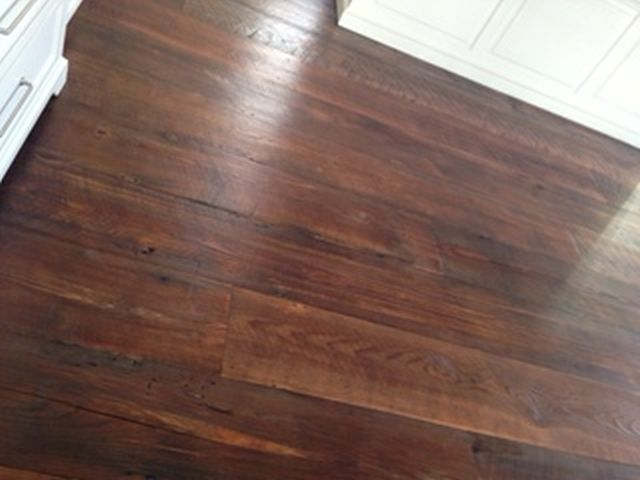 Vintage wood floor company